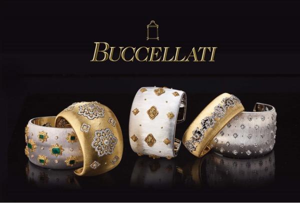 Buccellati Italian jeweller