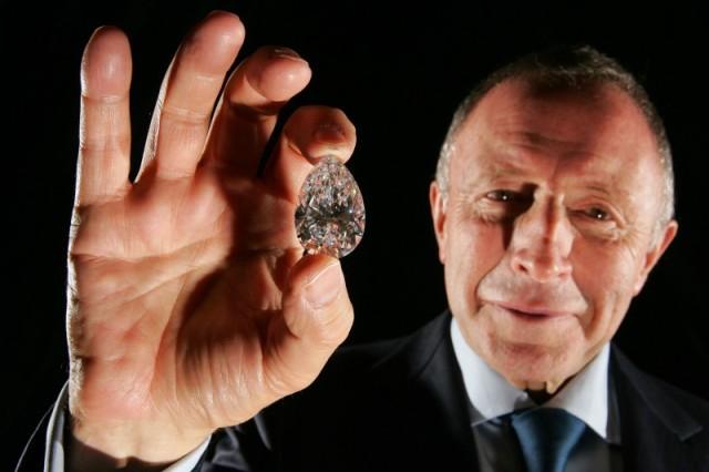 603cts Lesotho Promise Diamond