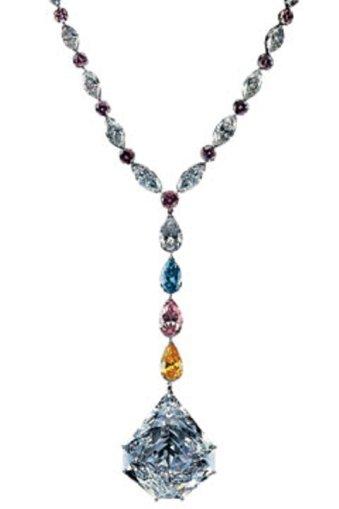 187.82ct Paragon Diamond Necklace