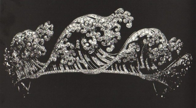 Boucheron 'Wave Tiara'