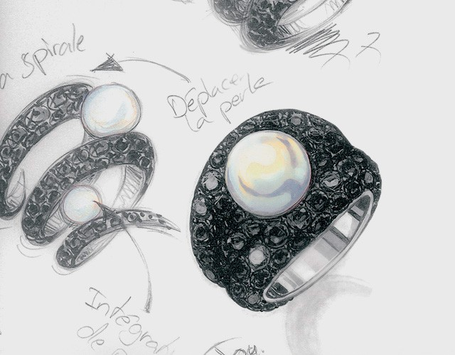 Unorthodox jewellery