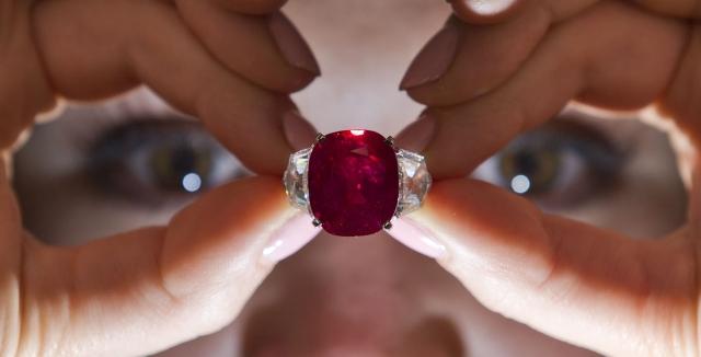 Ruby in Myanmar