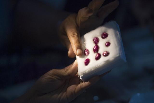 Myanmar's rubies