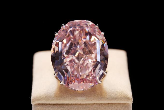 pink star diamond – nbc news