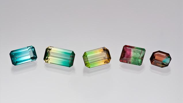 tourmaline colors