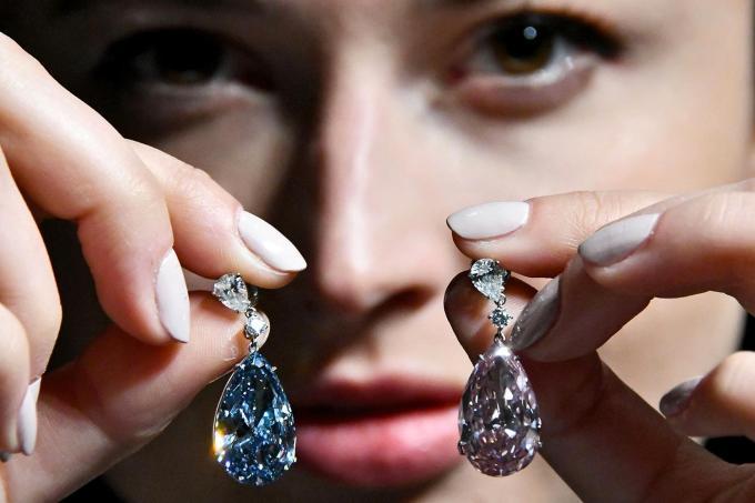 Apollo & Artemis: diamonds sold for $57.4M