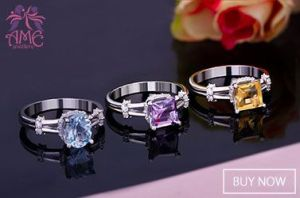 gemstone ring of ame jewellery