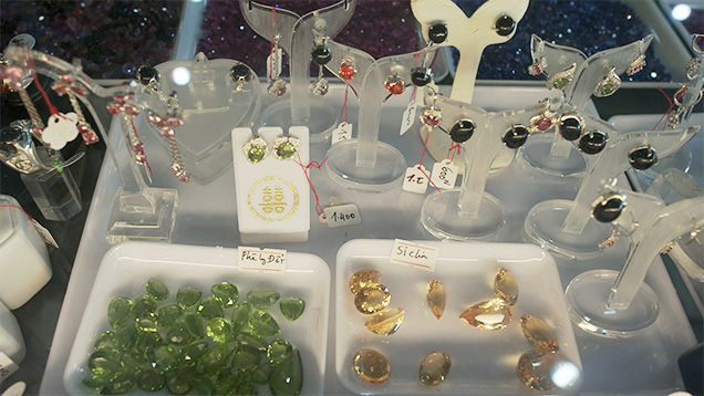 Common misspellings in the Luc Yen gem market
