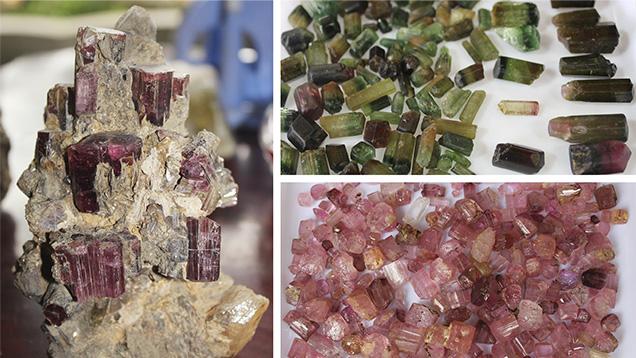 rubellite-crystals