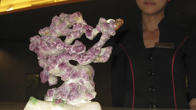 spinel specimens