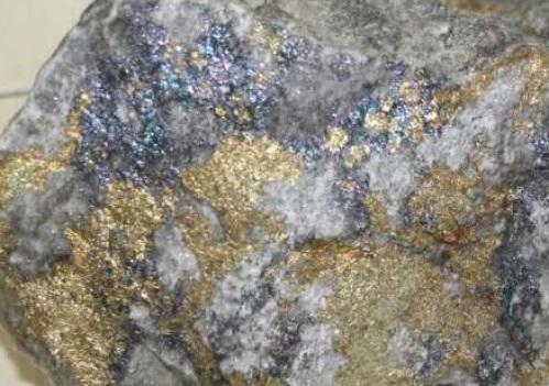 Mineral-rock-deposit-in-the-Grasberg-mine