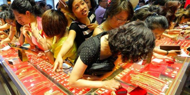 China-Chinese-Women-Gold-Jewelry