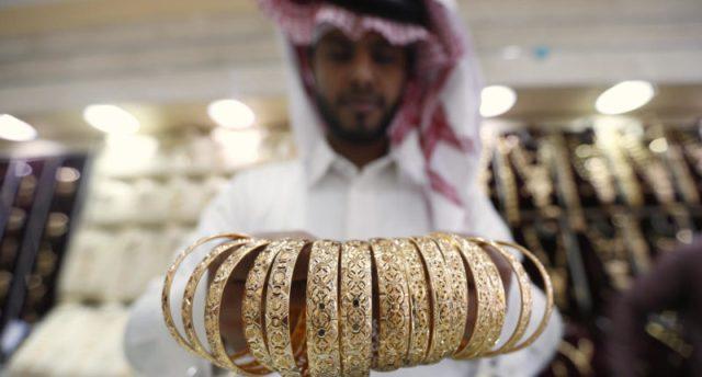 Gold-in-Saudi-Arabia