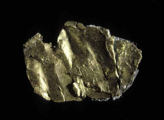 the first gold nugget